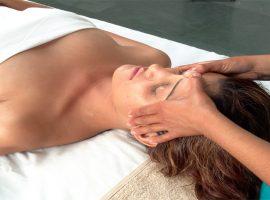 Body Massage Session.