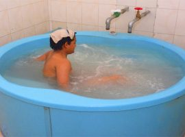 Hydro Therapy for Kids.
