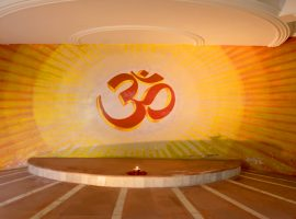 Om, a mantra to reach the divine in you.
