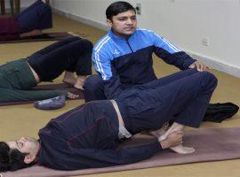 Yoga Under Supervision